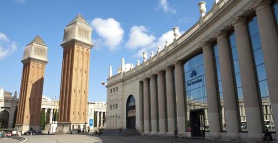 Fira de Barcelona acoge grandes convocatorias profesionales, tanto ferias como congresos, en otoño