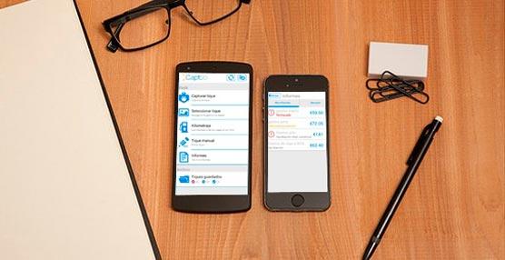 La aplicación Captio presenta una nueva versión en la que se mejora la gestión de los gastos de los viajes de empresa
