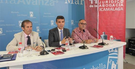 El Ayuntamiento de Marbella colabora en el XI Congreso Jurídico de la Abogacía ICA Málaga