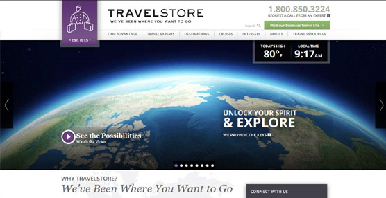 TravelStore regresa a Travelport después de seis años con un acuerdo de larga duración para Europa y África