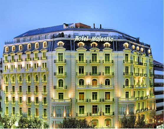 Los hoteles de Barcelona vuelven a ser este año los más rentables entre los destinos urbanos españoles