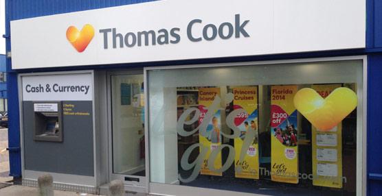 Thomas Cook perderá más de 28 millones de euros en el tercer trimestre debido a la cancelación de su programa de viajes a Túnez