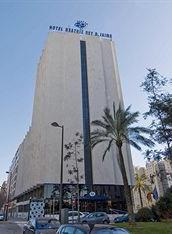 La cadena del grupo Hotusa Exe Hotels se hace cargo de la gestión del Hotel Rey Don Jaime en Valencia