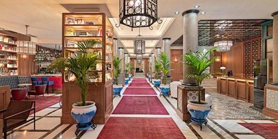H10 Hotels renueva el Villa de la Reina de Madrid y lo transforma en un hotel 'boutique'
