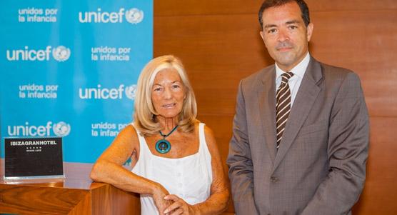 El programa de Unicef apara la protección de los abusos en la infancia cuenta con el Ibiza Gran Hotel como nuevo socio