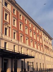 NH Hoteles convierte un edificio histórico de Roma en otro de sus hoteles Premium