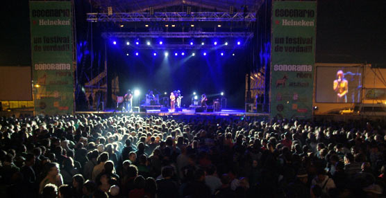 El festival Sonorama 2015 abre un mes de agosto lleno de fiestas en la Ribera del Duero