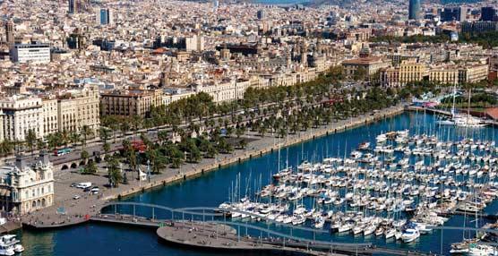 Los puertos deportivos andaluces atrajeron al destino a 391.000 turistas en 2014, un 4,9% más