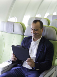 Air Europa incorpora a su flota un A-330/300 con todas sus plazas de clase preferente