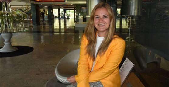 Rocío Galán, nueva directora del hotel Gran Meliá Don Pepe en Marbella