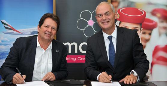 Emirates pasa a ser la aerolínea oficial del Grupo MCI de la industria de eventos
