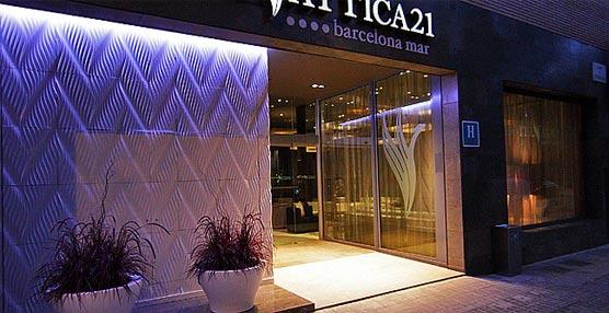 El Hotel Attica21 Barcelona Mar obtiene la certificación de calidad ISO 9001:2008