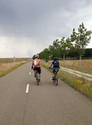 Bikefriendly crea una agencia con título minorista-mayorista para aprovechar el auge del cicloturismo en España