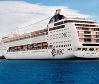 MSC Cruceros reforzará su presencia en el mercado chino a partir de 2016 mediante una alianza estratégica con Caissa Touristic