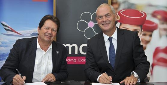 Emirates y MCI alcanzan un acuerdo por que el que potenciarán sus servicios entre sus clientes