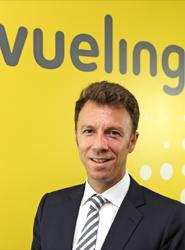 David García Blancas se incorpora a Vueling como director comercial y miembro del comité de dirección