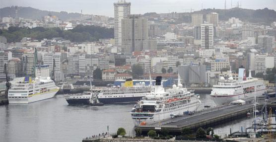 El Turismo de cruceros crece un 11% hasta julio y va camino de alcanzar la cifra récord de ocho millones de pasajeros en 2015