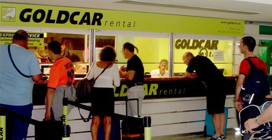 La compañía Goldcar Rental apuesta por el mercado Premium con su marca especializada en viajes corporativos