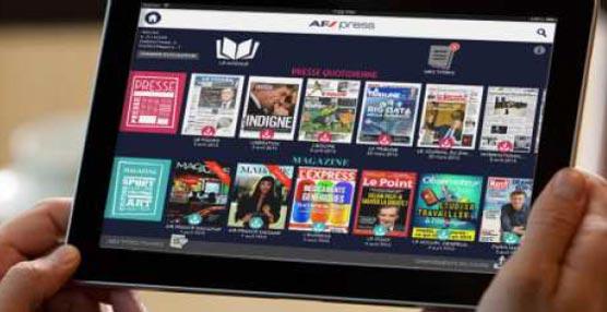 Air France desarrolla una aplicación para la descarga gratuita de prensa en tabletas y 'smartphones'