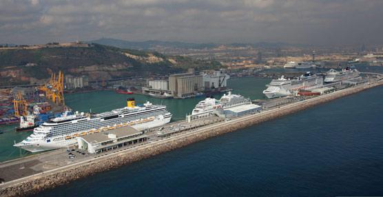 Los cruceros generan más de dos millones de euros diarios en Cataluña y permiten mantener cerca de 7.000 empleos