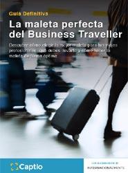 Captio elabora una guía para ayudar a los viajeros de negocios a preparar sus maletas