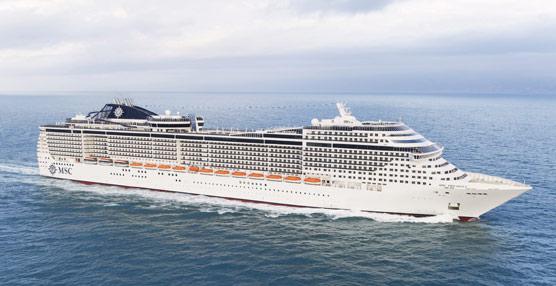 MSC Cruceros alcanza los 100.000 pasajeros en el mercado español, la cifra más alta de su historia