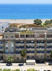 El Elba Motril Beach & Business Hotel renueva totalmente sus instalaciones para ofrecer una imagen más moderna