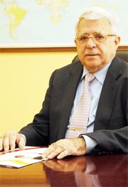 Fallece el presidente de honor de la Asociación de fabricantes de equipamiento para colectividades, Jesús Mora