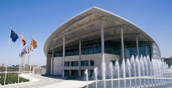 El Palacio de Congresos de Valencia generará un impacto económico de unos 65 millones de euros en 2015