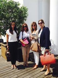La Costa de Sol presenta su oferta congresual y de incentivos esta semana en Barcelona con unas visitas 'puerta a puerta'