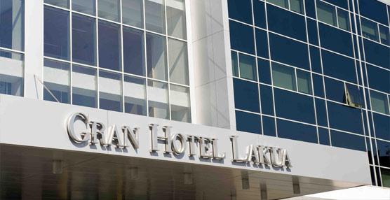 El Hotel Lakua se ofrece como centro