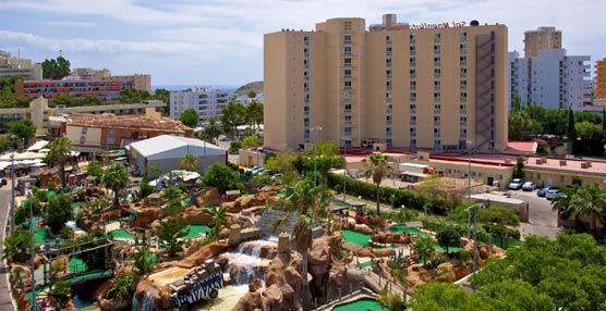 Melià Hotels corrobora la mejora del turismo en Magaluf defendida por hoteleros de la zona