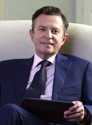 El director general de American Express Global Business Travel España, Luis Dupuy de Lôme.