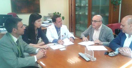 El Palacio de Congresos y el Complejo Hospitalario de Granada potencian la organización de eventos en la ciudad