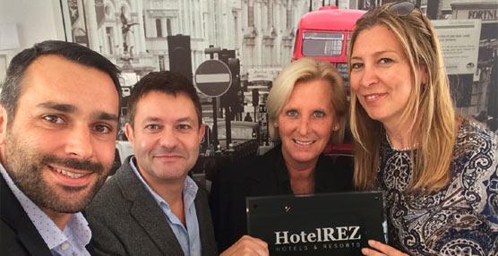Qualis Hospitality representará en nuestro país al agente hotelero HotelREZ Hotels