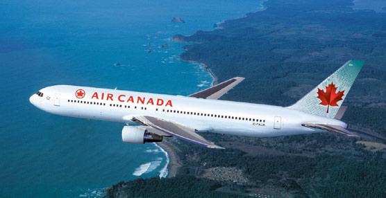 Air Canada venderá su contenido completo y avanzará en la distribución multicanal gracias a un acuerdo con Amadeus