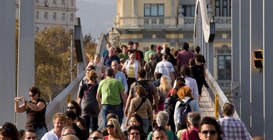 El Turismo urbano crece en Europa el doble que la media y alcanza en 2014 la cifra de 70 millones de movimientos internacionales