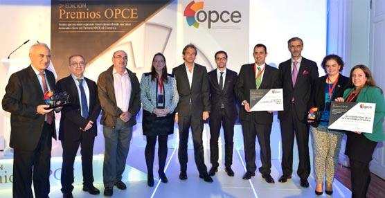 OPCE Cantabria entregará sus premios el próximo 22 de octubre en el Palacio de la Magdalena de Santander