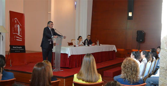 El Hotel Escuela Santo Domingo de Archiona de Málaga empieza el curso con 155 alumnos