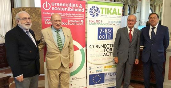 El Palacio de Congresos de Málaga reúne en un foro a un total de 142 ciudades y representantes de 32 países