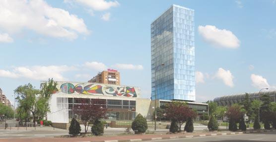 TurEspaña fija en más de 90 millones de euros el coste para rehabilitar el Palacio de Congresos de Madrid