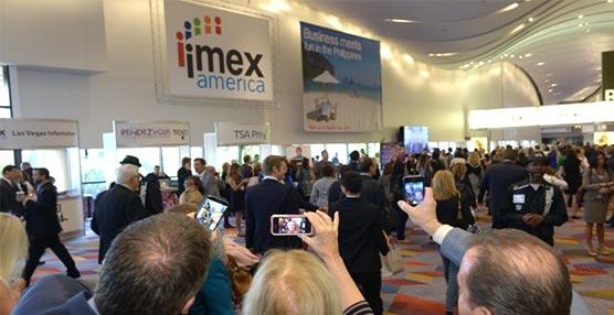 Andalucía potencia su oferta de reuniones e incentivos en el mercado norteamericano en la feria IMEX de Las Vegas