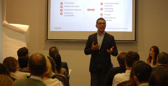 La consultora Innwise ofrece una conferencia sobre las claves del Revenue Management en Madrid