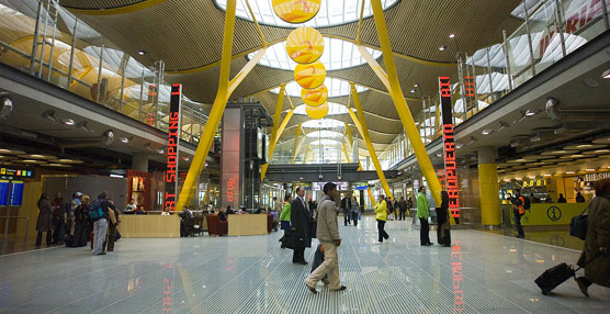Los aeropuertos españoles cierran el mejor mes de septiembre de la historia y superan los 160 millones de viajeros en el acumulado