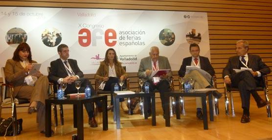 La Asociación de Ferias Españolas pone en valor el impacto económico del turismo de negocios durante su congreso