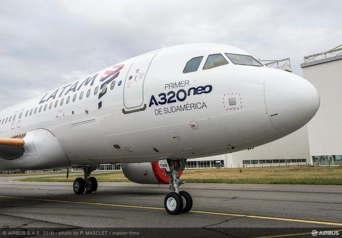 LATAM moderniza su flota tras acuerdo de compra de aviones de la familia A320neo