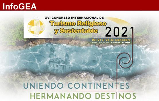 Una agencia GEA organiza el congreso internacional religioso