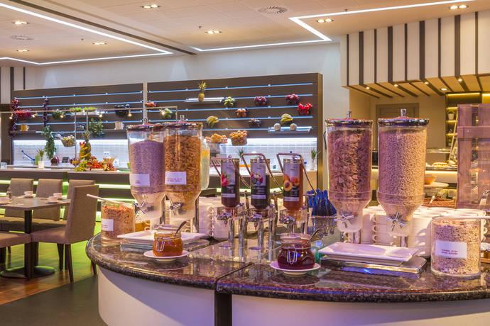 Madrid Marriott inaugura concepto gastronómico