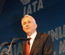 El director general de IATA, Tony Tyler.