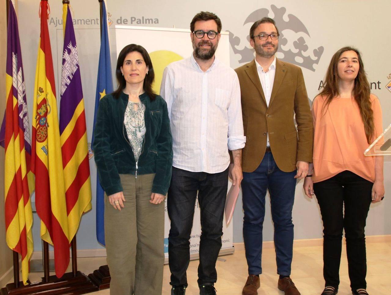 'Palma debe ser una ciudad habitable', defiende su alcalde